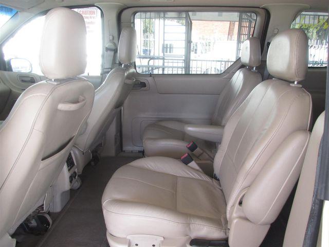 2001 Ford Windstar Wagon SE Gardena, California 9