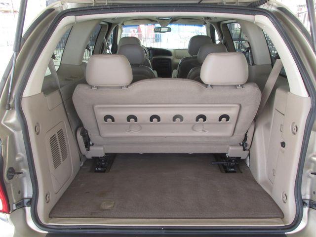 2001 Ford Windstar Wagon SE Gardena, California 10