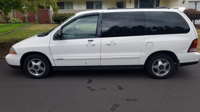 2001 Ford Windstar Wagon SE Sport