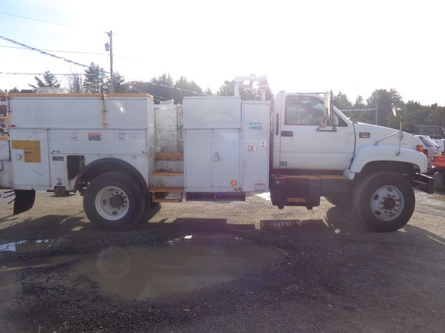 2001 GMC 8500 Hoosick Falls, New York 2