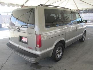 2001 GMC Safari Passenger Gardena, California 2