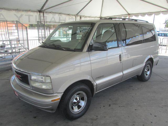 2001 GMC Safari Passenger Gardena, California