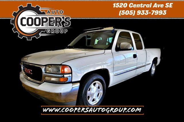 2001 GMC Sierra 1500 SLE in Albuquerque, NM 87106