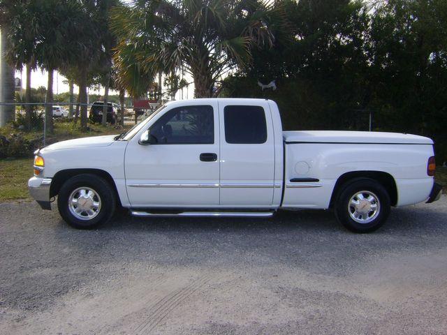 2001 GMC Sierra 1500 SLE