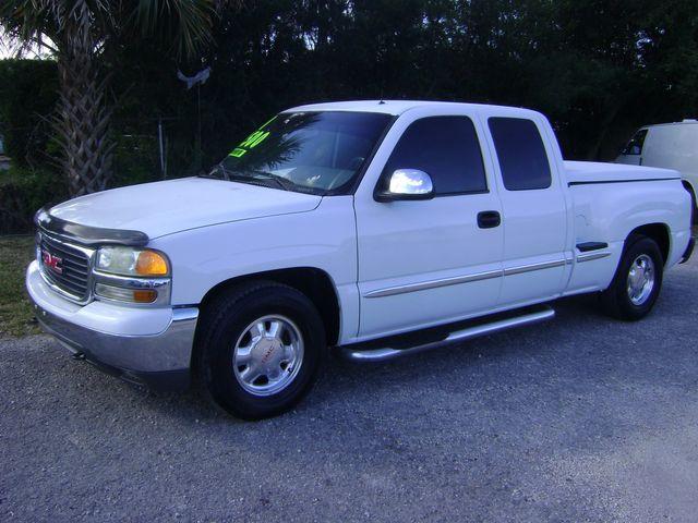 2001 GMC Sierra 1500 SLE in Fort Pierce, FL 34982