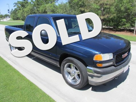 2001 GMC Sierra 1500 SLE in Willis, TX