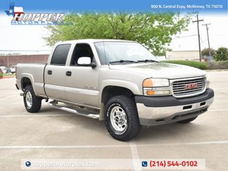 2001 GMC Sierra 2500HD SLE in McKinney, Texas 75070