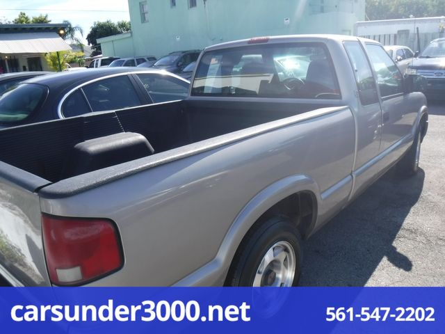 2001 GMC Sonoma SLS w/1SF Pkg Lake Worth , Florida 1