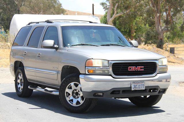 2001 GMC Yukon SLE Santa Clarita, CA 3