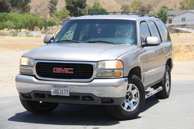 2001 GMC Yukon SLE Santa Clarita, CA 4