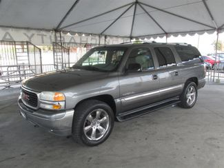 2001 GMC Yukon XL SLT Gardena, California