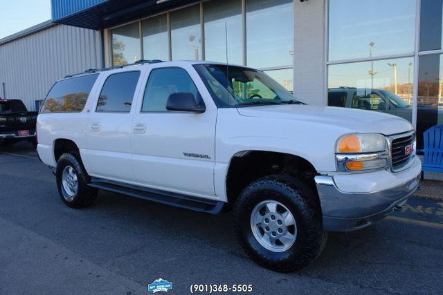 2001 GMC Yukon XL 4X4 SLT