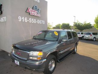 2001 GMC Yukon XL SLE in Sacramento, CA 95825