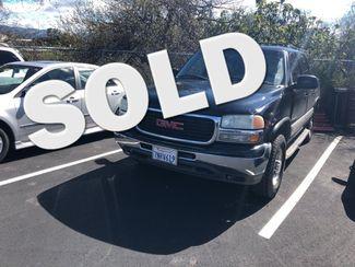 2001 GMC Yukon XL SLT   San Luis Obispo, CA   Auto Park Sales & Service in San Luis Obispo CA