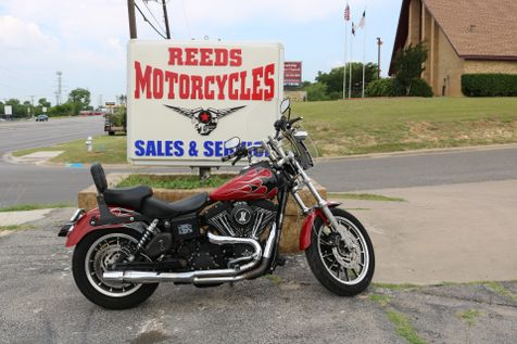 2001 Harley Davidson Dyna Super Glide TMU mileage | Hurst, Texas | Reed's Motorcycles in Hurst, Texas
