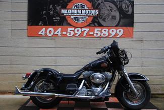 2001 Harley Davidson FLHT Electra Glide Std Jackson, Georgia