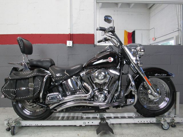 2001 Harley Davidson FLSTCI Heritage Classic   Dania Beach