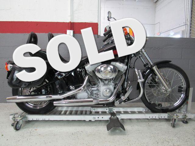 2001 Harley Davidson FSXT Softail