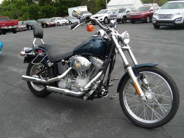 2001 Harley-Davidson FXST SOFTAIL STANDARD