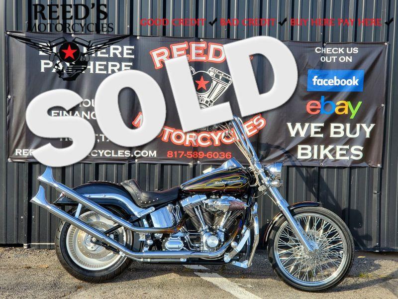 2001 Harley Davidson FXSTDI SOFTAIL DUECE | Hurst, Texas | Reed's Motorcycles in Hurst Texas