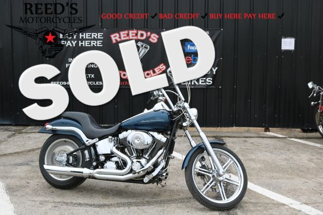 2001 Harley Davidson FXSTDI SOFTAIL DUECE | Hurst, Texas | Reed's Motorcycles in Fort Worth Texas