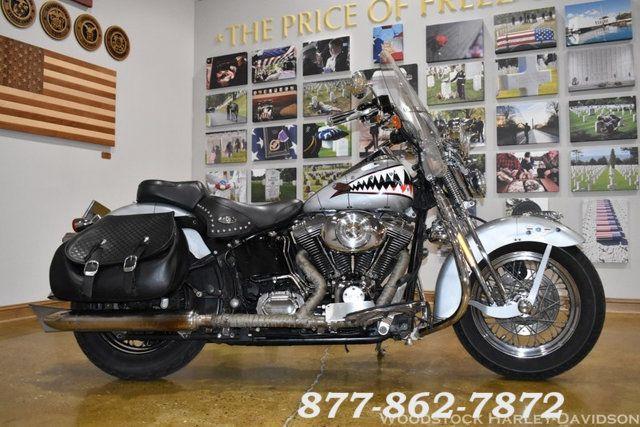 2001 Harley-Davidson HERITAGE SPRINGER SOFTAIL FLSTSI HERITAGE SPRINGER