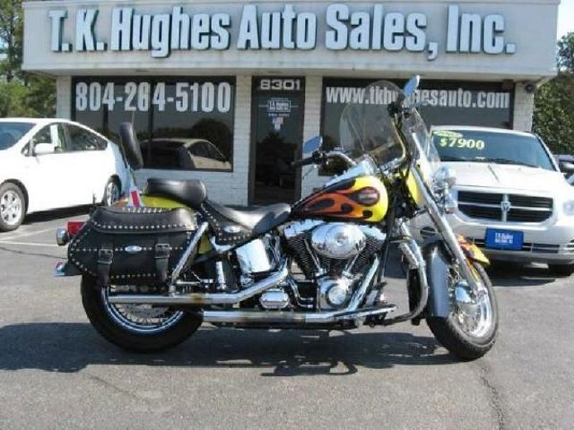 2001 Harley Davidson HERITAGE ST in Richmond, VA, VA 23227