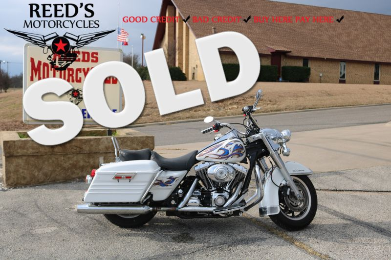 2001 Harley Davidson Police  | Hurst, Texas | Reed's Motorcycles in Hurst Texas