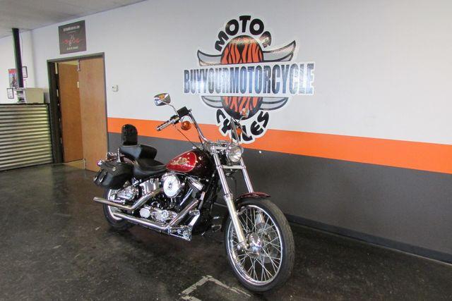2001 Harley-Davidson SOFTAIL Arlington, Texas 2