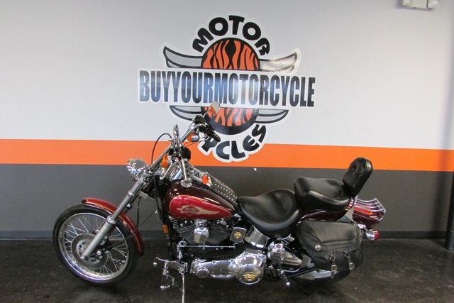 2001 Harley-Davidson SOFTAIL Arlington, Texas 33