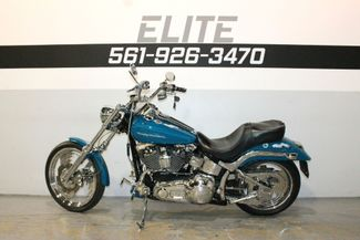 2001 Harley Davidson Softail Deuce FXSTD Boynton Beach, FL 12