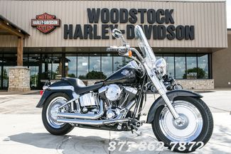 2001 Harley-Davidson SOFTAIL FAT BOY FLSTFI FAT BOY FLSTF in Chicago Illinois, 60555