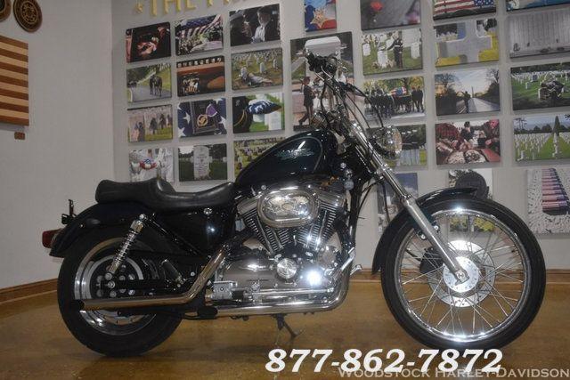 2001 Harley-Davidson SPORTSTER 1200 CUSTOM XL1200C 1200 CUSTOM XL1200C