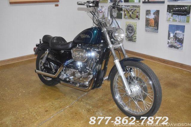 2001 Harley-Davidson SPORTSTER 1200 CUSTOM XL1200C 1200 CUSTOM XL1200C Chicago, Illinois 1