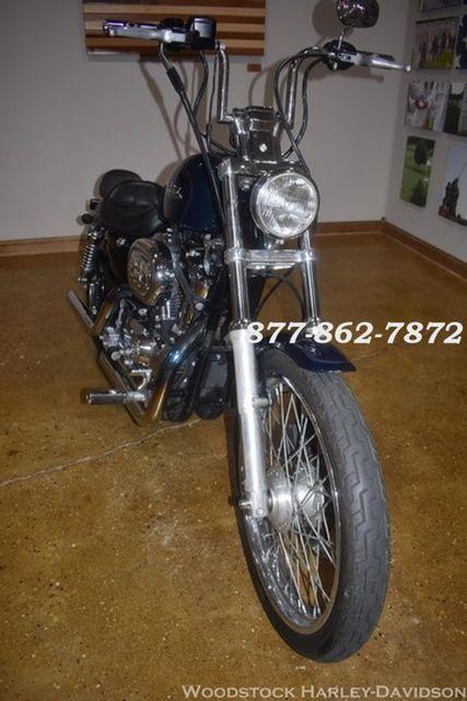 2001 Harley-Davidson SPORTSTER 1200 CUSTOM XL1200C 1200 CUSTOM XL1200C Chicago, Illinois 3