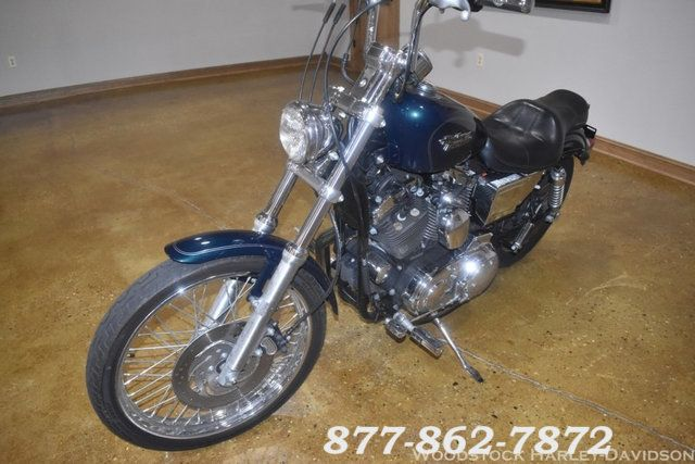2001 Harley-Davidson SPORTSTER 1200 CUSTOM XL1200C 1200 CUSTOM XL1200C Chicago, Illinois 5