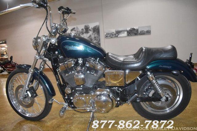 2001 Harley-Davidson SPORTSTER 1200 CUSTOM XL1200C 1200 CUSTOM XL1200C Chicago, Illinois 6