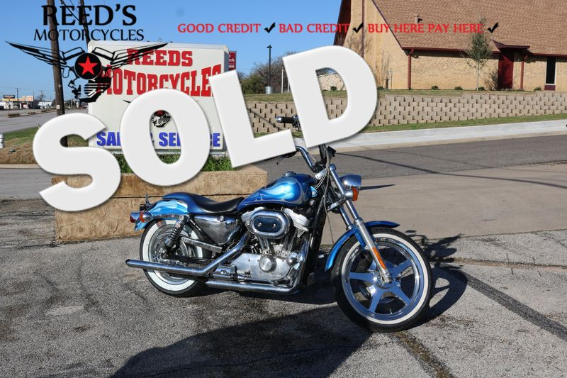 2001 Harley Davidson Sportster XL883 | Hurst, Texas | Reed's Motorcycles in Hurst Texas