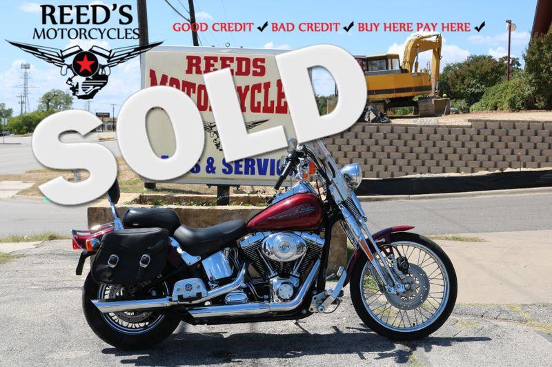 2001 Harley Davidson Springer Softtail   Hurst, Texas   Reed's Motorcycles in Hurst Texas