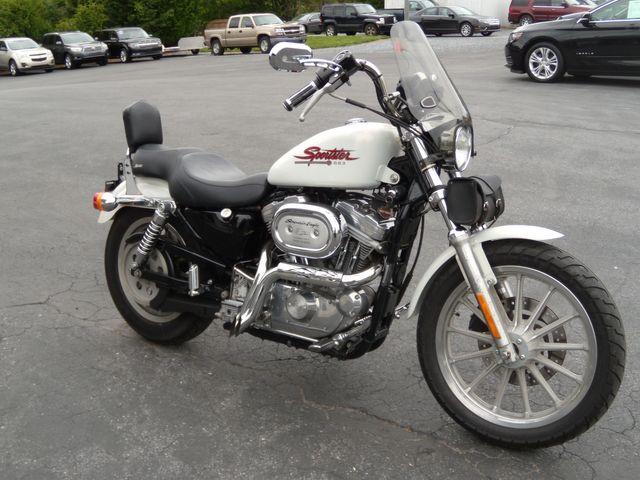 2001 Harley-Davidson XL883 HUGGER HUGGER