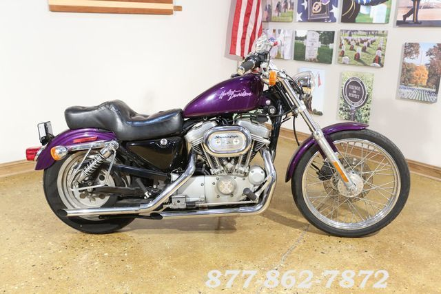 2001 Harley-Davidsonr XL883C - Sportsterr Custom 883C SPORTSTER 883 XL883C