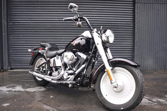 2001 Harley Fat Boy   city California  Auto Fitness Class Benz  in , California