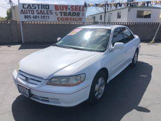 2001 Honda Accord EX w/Leather in Arroyo Grande, CA 93420