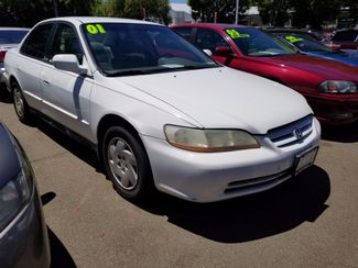 2001 Honda Accord LX Chico, CA