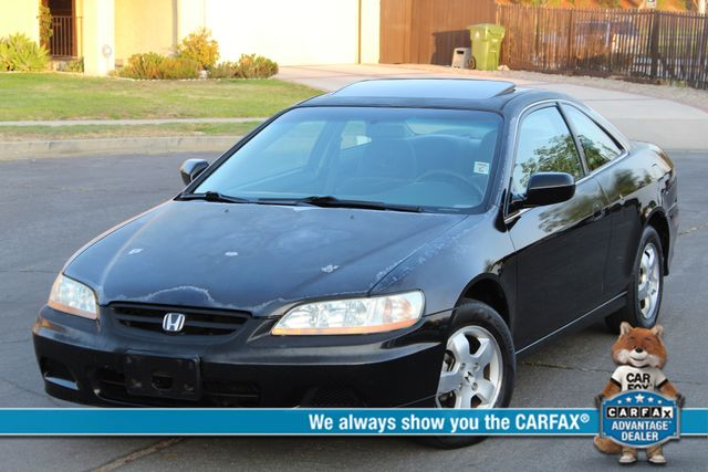 Sold Vehicle Not Available 2001 Honda ACCORD EX COUPE AUTOMATIC ...