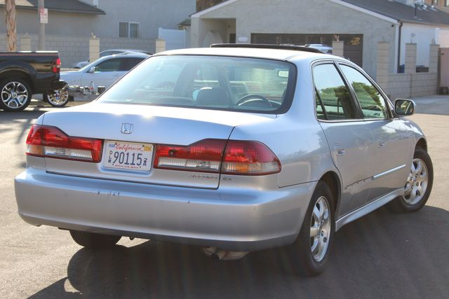 2001 Honda ACCORD EX/LEATHER SEDAN SERVICE RECORDS AVAILABLE in Woodland Hills CA, 91367