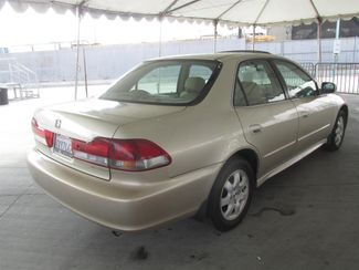 2001 Honda Accord EX w/Leather Gardena, California 2