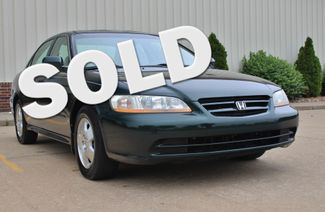 2001 Honda Accord EX in Jackson, MO 63755
