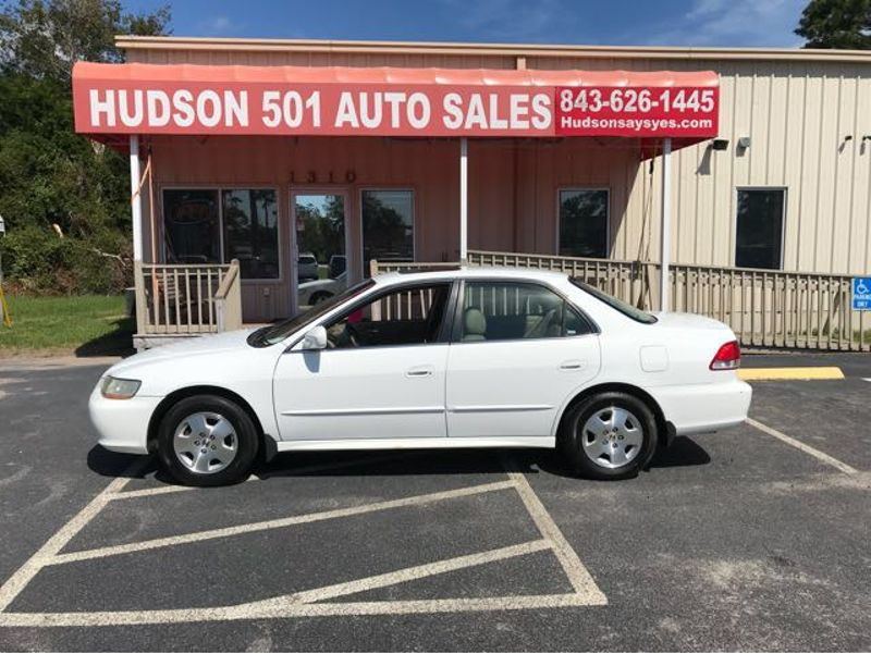 2001 Honda Accord EX W/Leather | Myrtle Beach, South Carolina | Hudson Auto  Sales