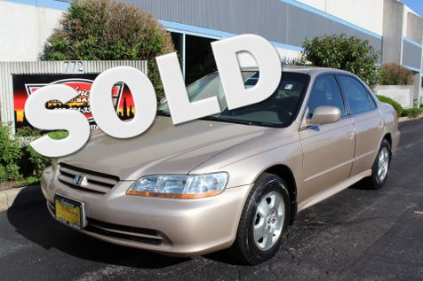 2001 Honda Accord EX w/Leather in West Chicago, Illinois